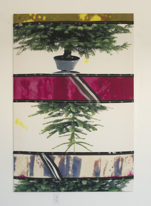 Horizontally constrained tree 72x48 2014